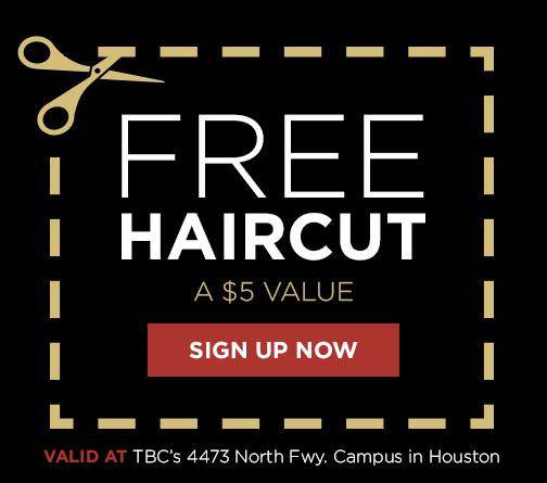 Get a Free Haircut